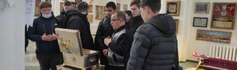 Сретенские встречи в храме Рождества Иоанна Предтечи п. Оршанка