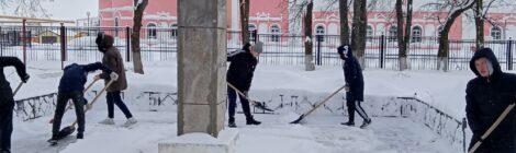 """Снежный десант"""