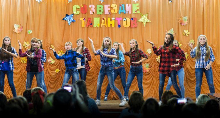 Танец «Бам балам» 3 курс дошкольного отделения