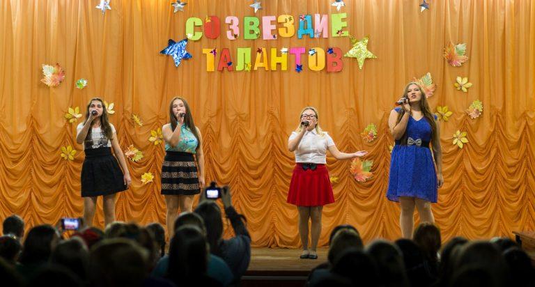 Песня в исполнении дошкольного отделения 2 «до1»