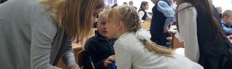 Самая интересная практика - «Первые дни ребенка в школе»