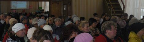 Побывали на родительском собрании